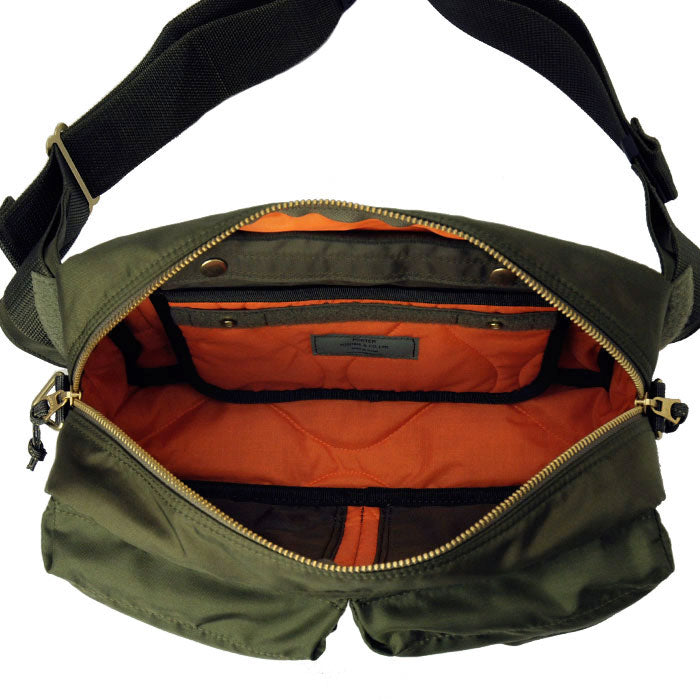 PORTER FORCE 2WAY WAIST BAG