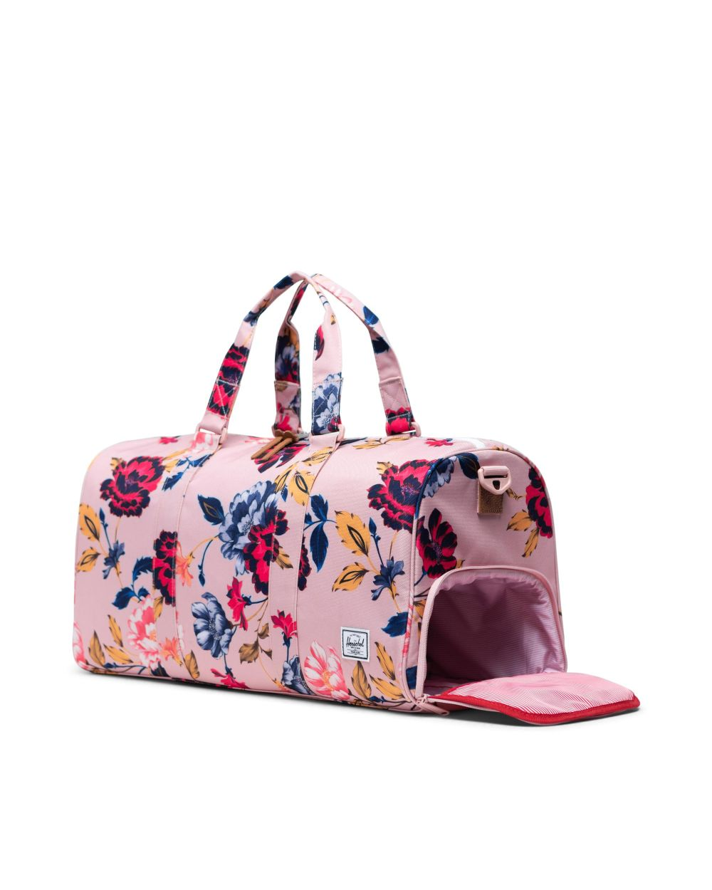 NOVEL DUFFLE MID-VOLUME - WINTER FLORA