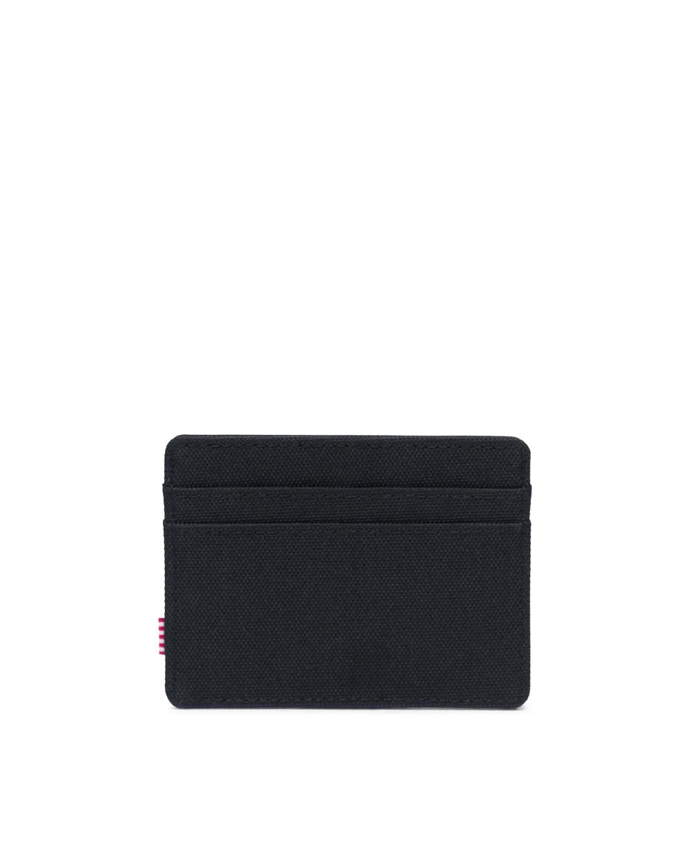 HERSCHEL WALLETS CHARLIE WALLET - BLACK/BLACK