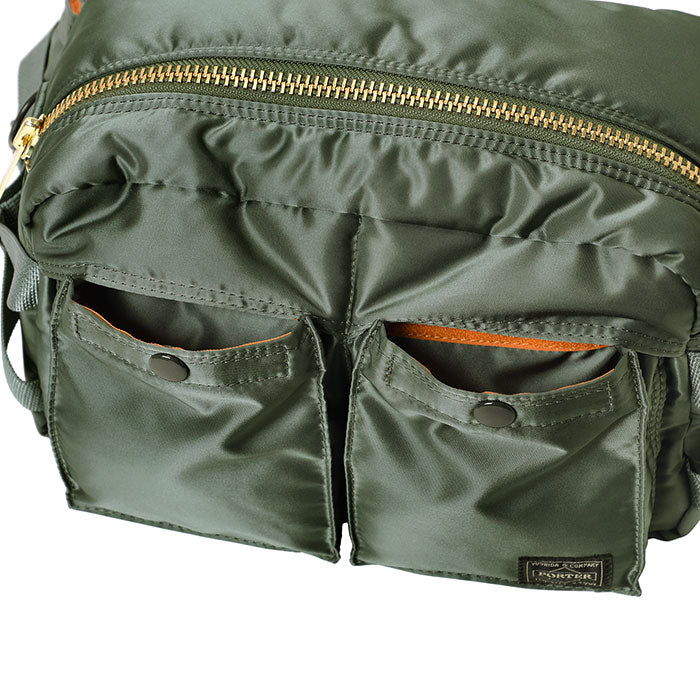 PORTER YOSHIDA BACKPACKS TANKER 2WAY WAIST BAG