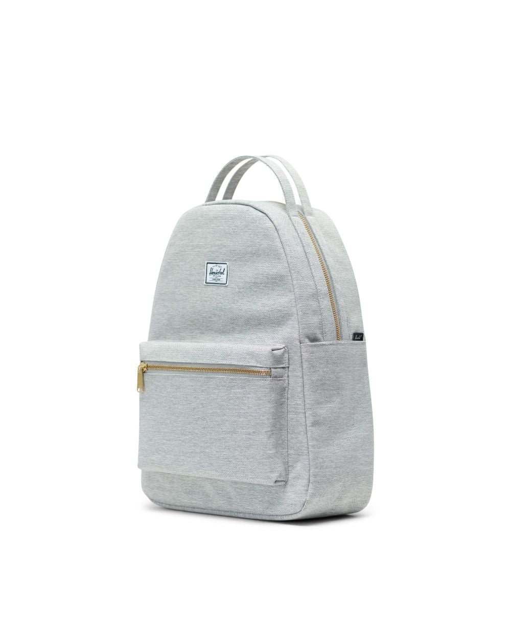 NOVA BACKPACK MID-VOLUME - LIGHT GREY CROSSHATCH