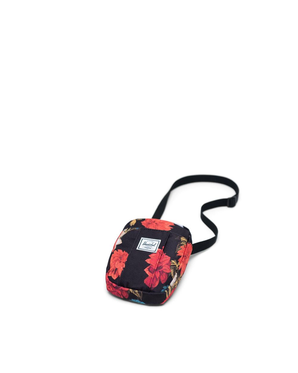 CRUZ CROSSBODY - VINTAGE FLORAL BLACK