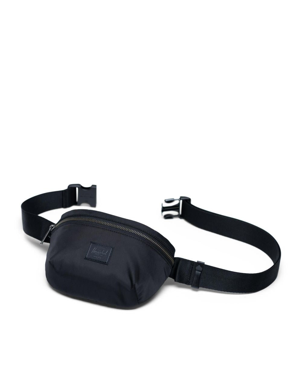 FOURTEEN HIP PACK SATIN - BLACK