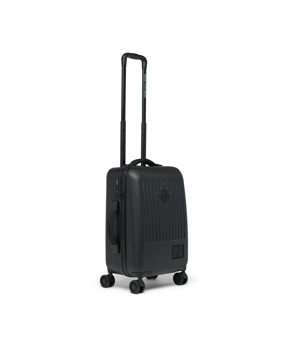 HERSCHEL LUGGAGE Default TRADE LUGGAGE SMALL BLACK