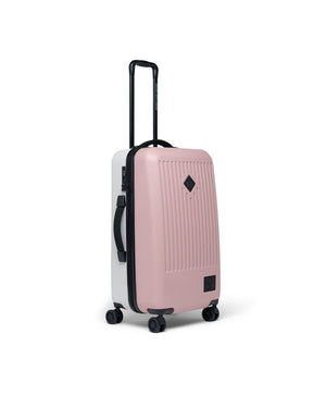 HERSCHEL LUGGAGE Default TRADE LUGGAGE MEDIUM - ASH ROSE/SILVERBIRCH