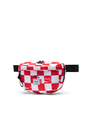 HERSCHEL BACKPACKS NINETEEN HIP PACK COCA COLA
