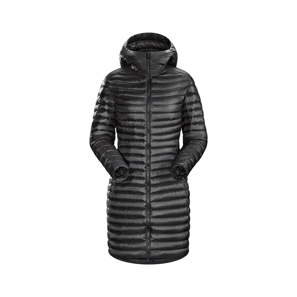 ARC'TERYX W'S OUTDOOR JKT Blk L NURI COAT