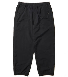 NANAMICA M'S PANTS BLACK 30 ALPHADRY EASY PANTS