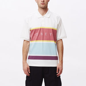 OBEY M'S SHIRTS PLEDGE POLO