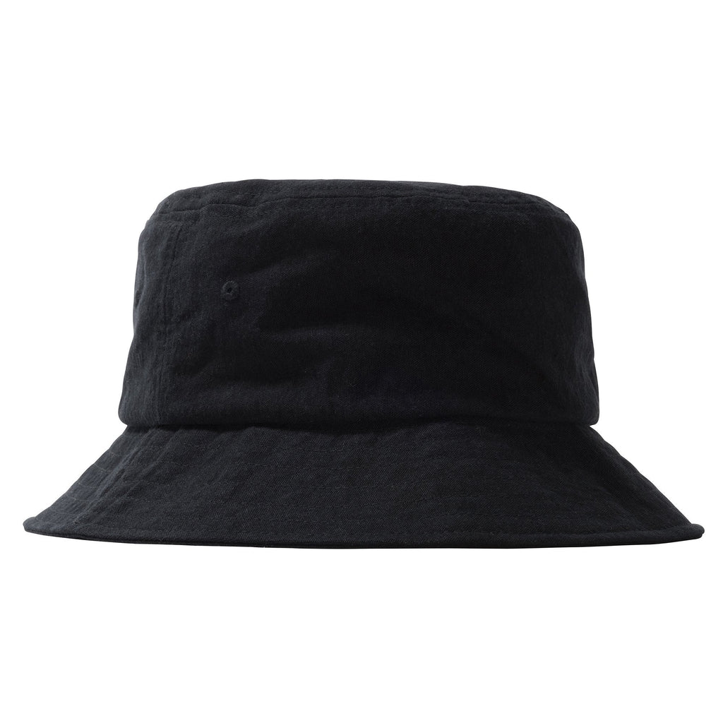 BIG LOGO CANVAS BUCKET HAT