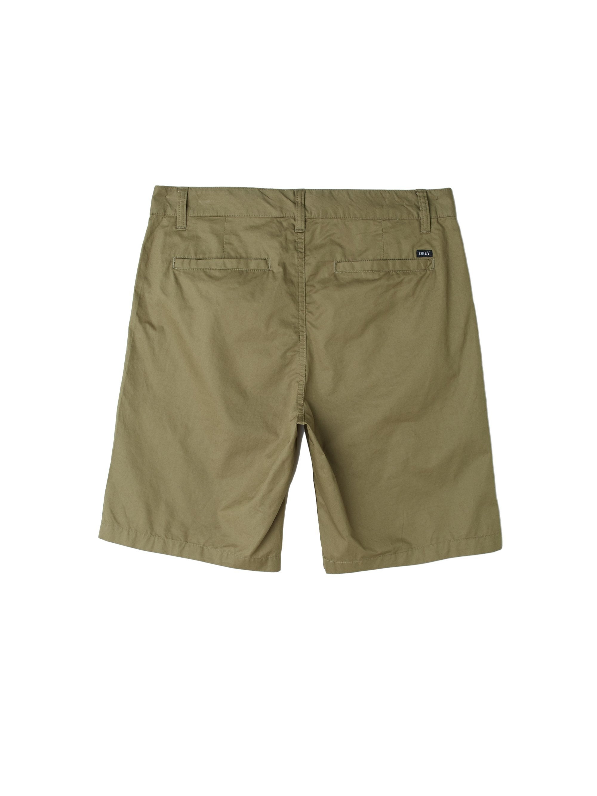 OBEY M'S SHORTS STRAGGLER LIGHT SHORT