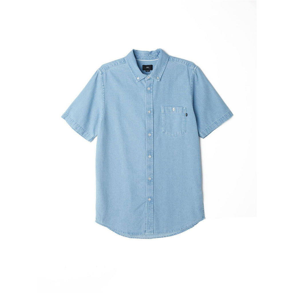 KEBLE DENIM SS SHIRT
