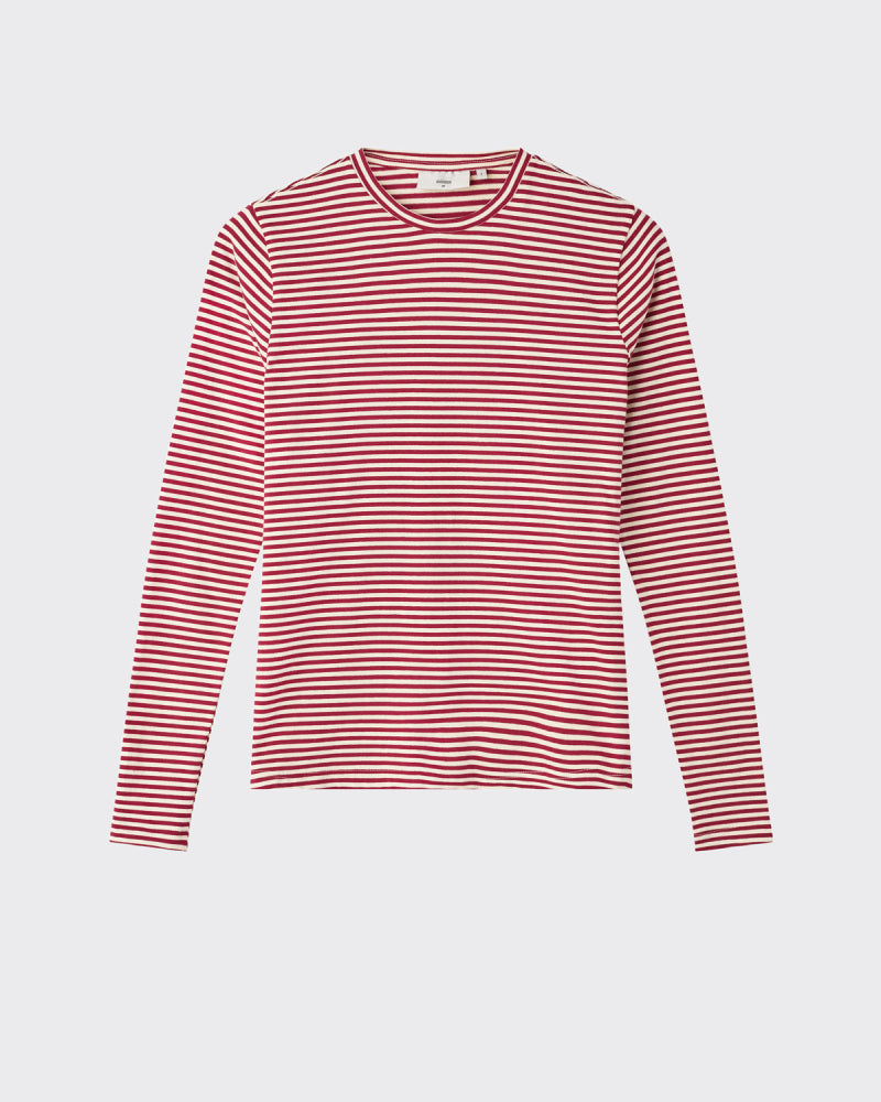 STRIPEY LONG SLEEVED T-SHIRT 6303