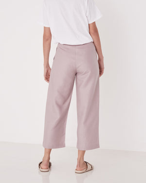 ELSA CROPPED PANT FAWN