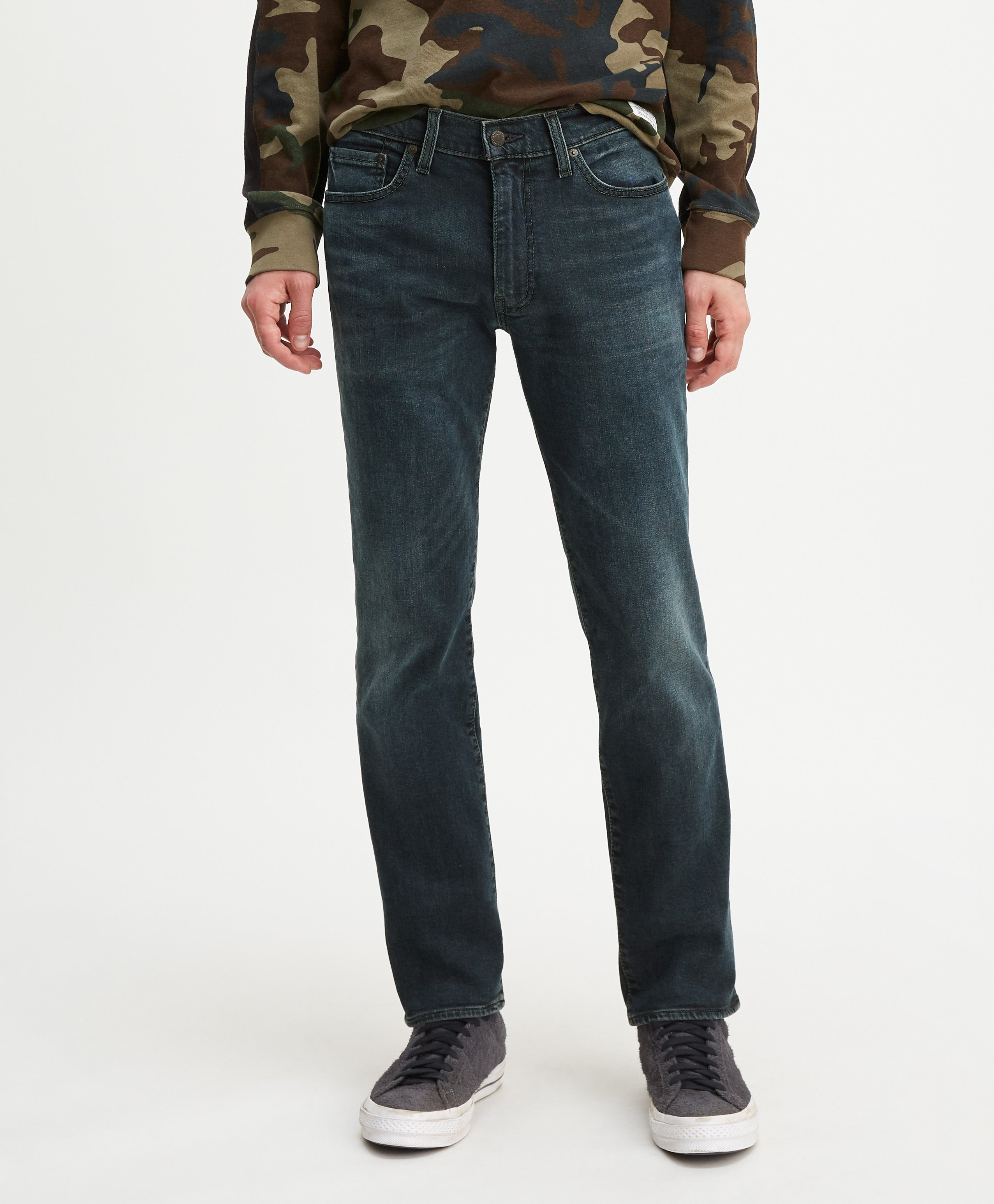 LEVIS M'S PANTS 511 SLIM FIT LEVI'S FLEX - ABU