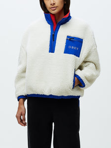OBEY W'S CASUAL JACKETS CHILLER ANORAK