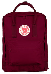 FJALL RAVEN BACKPACKS KANKEN BACKPACK PLUM