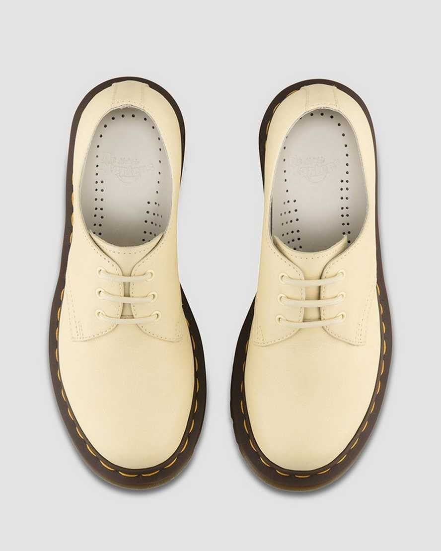 1461 W VIRGINIA LEATHER OXFORD