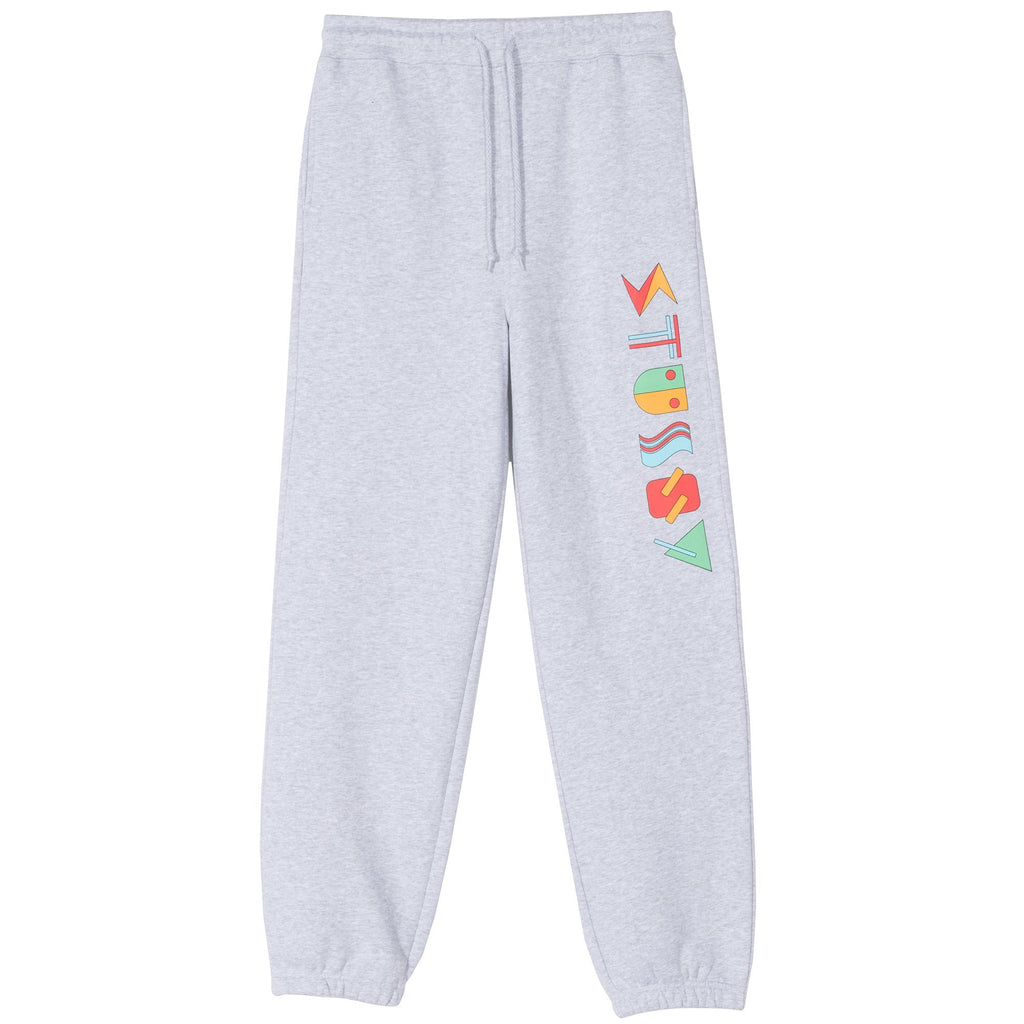 DECO SWEATPANT - ASH HEATHER