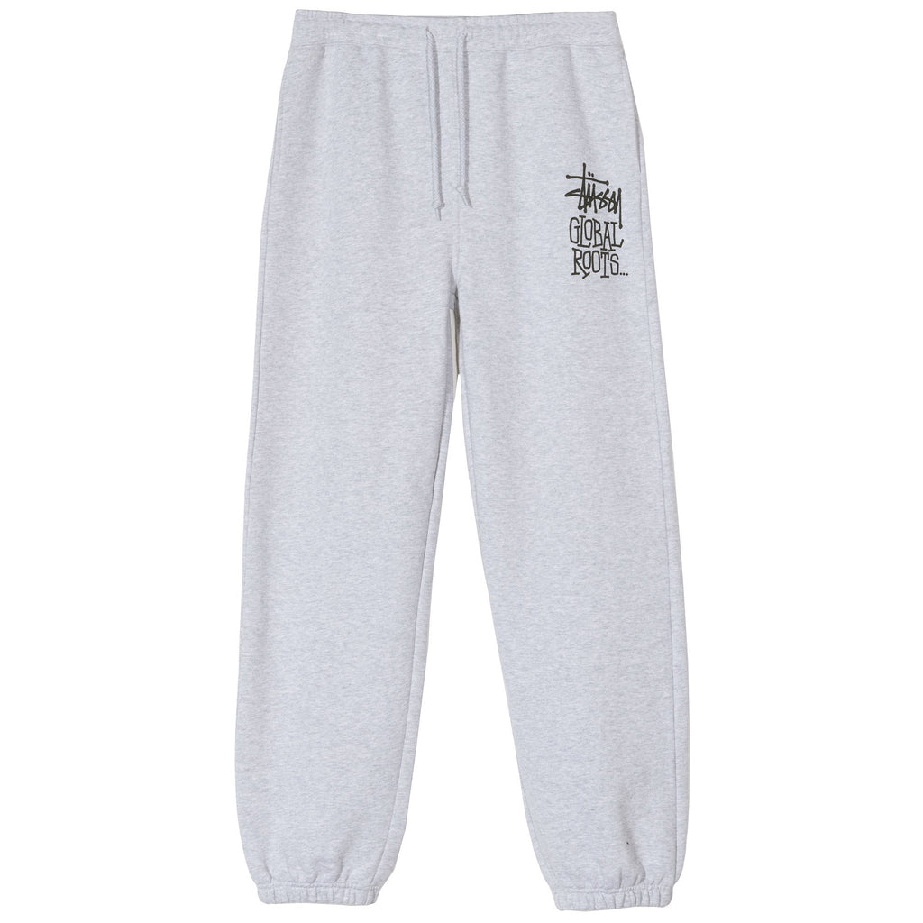 GLOBAL ROOTS SWEATPANT - ASH HEATHER