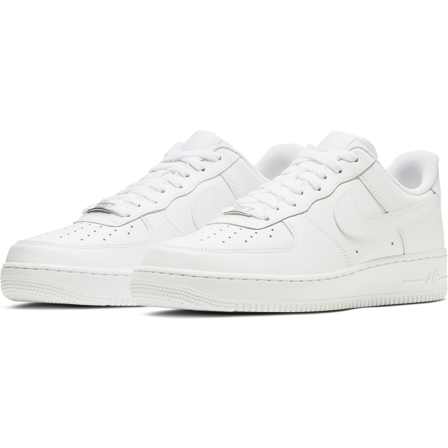 NIKE M'S FOOTWEAR AIR FORCE 1 '07 - WHITE/WHITE