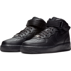 NIKE M'S FOOTWEAR AIR FORCE 1 MID '07 - BLACK