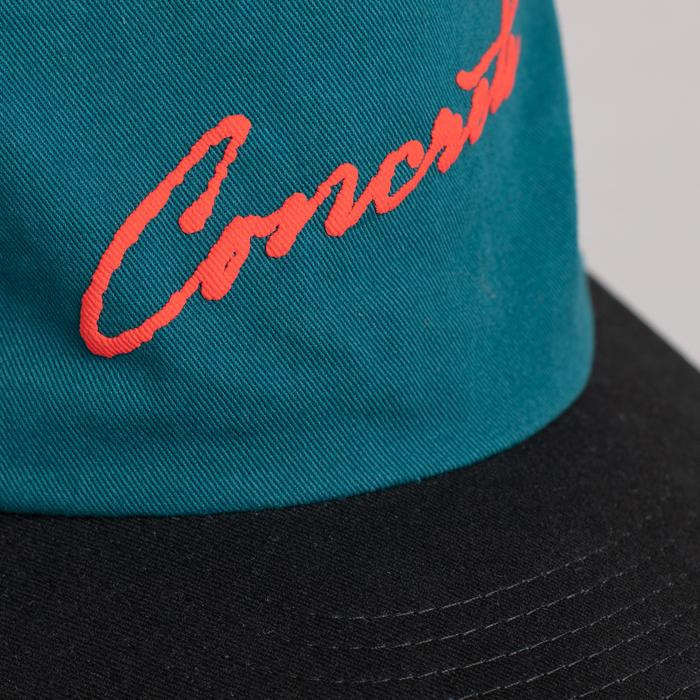 CONCRETE SPORT CAP - ASSORTED COLORS