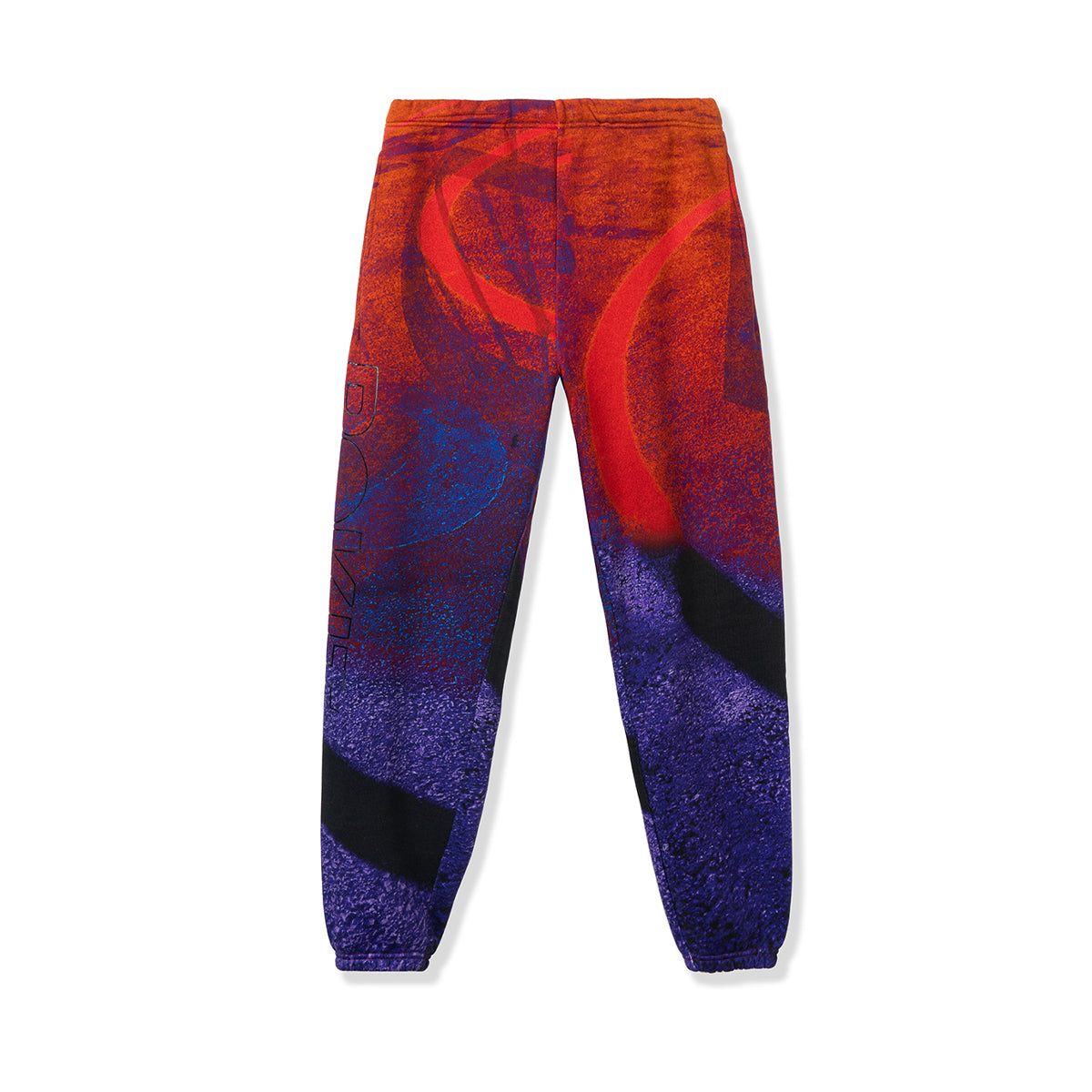 ROKIT M'S PANTS BLACKTOP SWEATPANTS - PURPLE