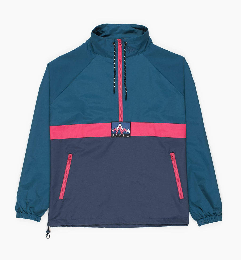 NO MOUNTAINS WINDBREAKER