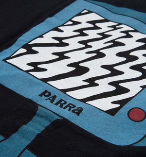 PARRA M'S T-SHIRTS CHANNEL ZERO T-SHIRT