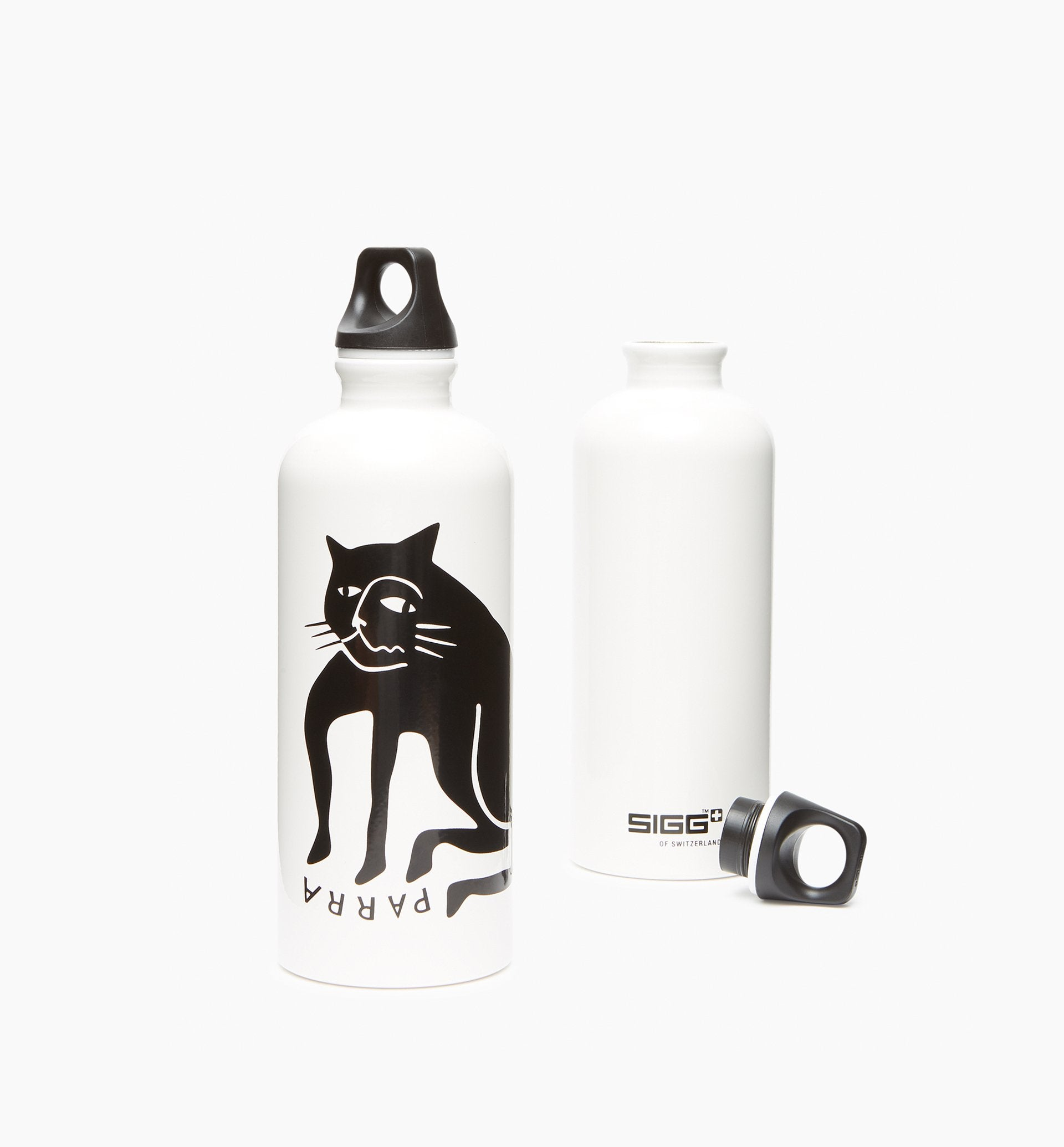 PARRA COUNTER ACCESSORIES CAT SIGG BOTTLE