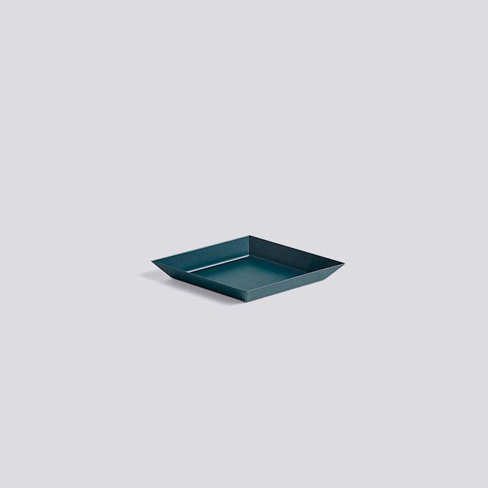 HAY ACCESSORIES DARK GREEN O/S HAY KALEIDO TRAY XS