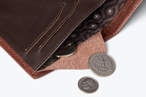 BELLROY WALLETS NOTE SLEEVE - COCOA