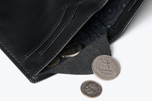 BELLROY WALLETS NOTE SLEEVE - BLACK