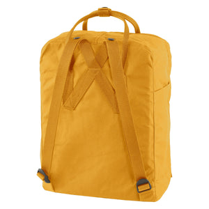 FJALL RAVEN BACKPACKS KANKEN BACKPACK WARM YELLOW