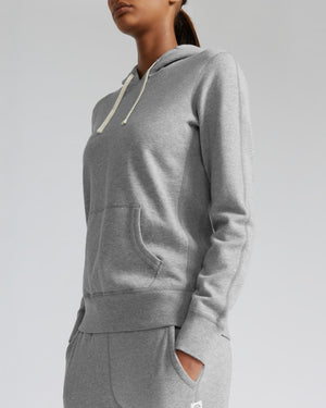 REIGNING CHAMP W'S HOODIES W LIGHTWEIGHT TERRY PULLOVER HOODIE
