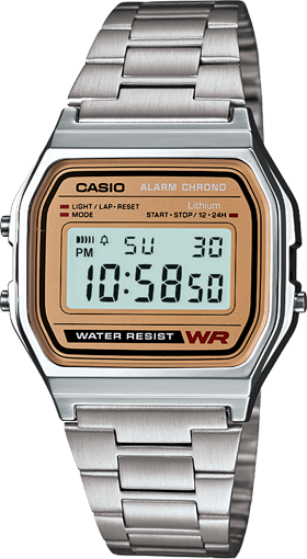 G-SHOCK WATCHES CASIO A158WEA-9 WATCH