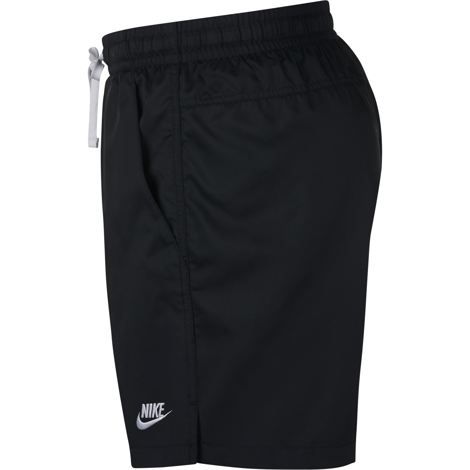 NSW WOVEN SHORTS - BLACK
