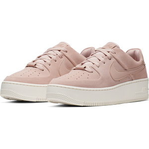 NIKE W'S FOOTWEAR W AIR FORCE 1 SAGE LOW - PARTICLE BEIGE/PHANTOM