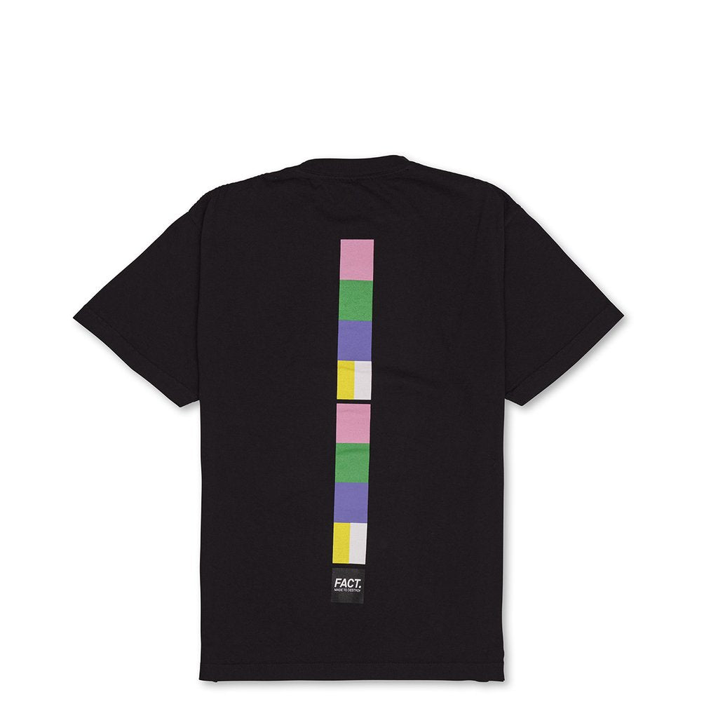 COLOR BAR SHORT SLEEVE