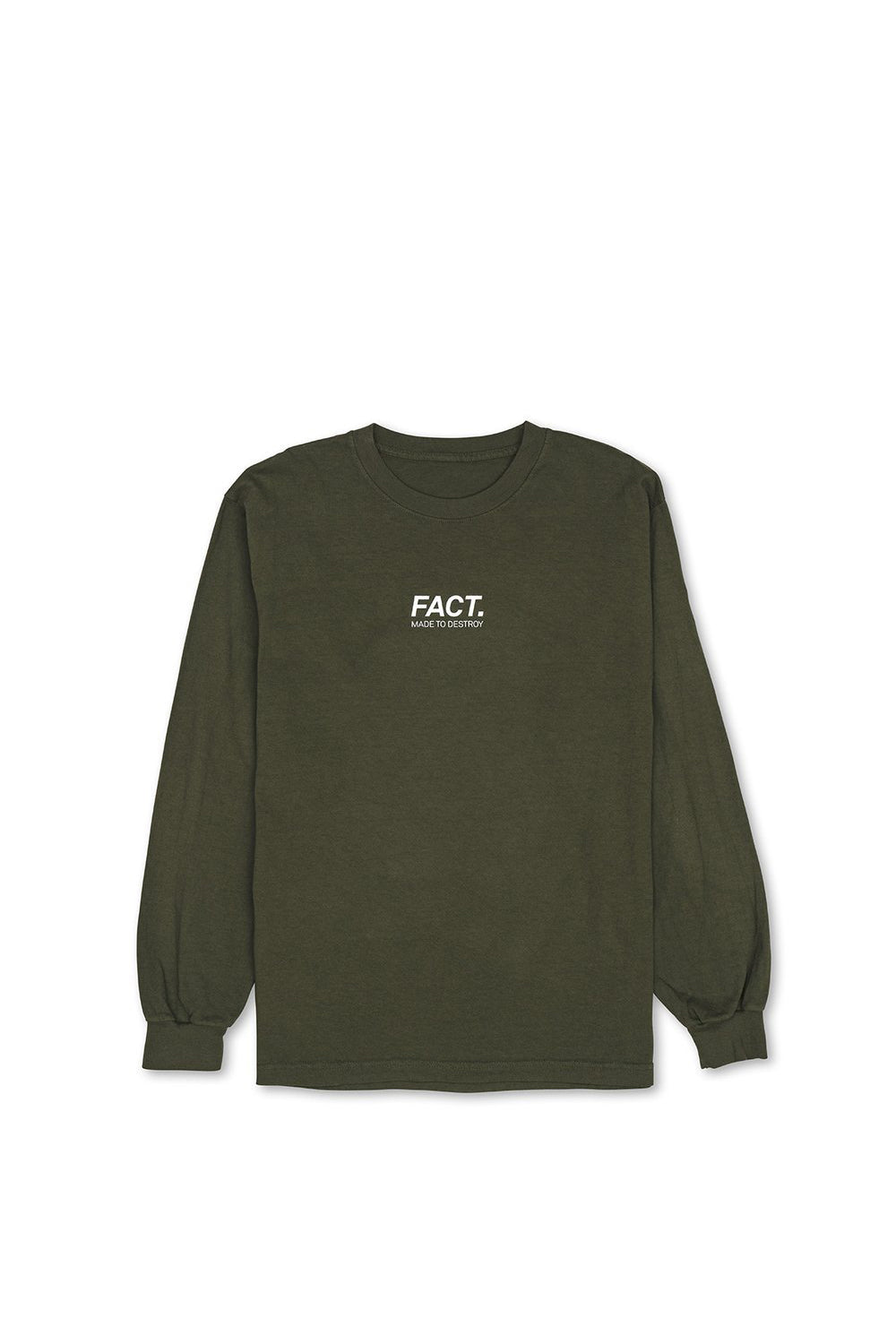 LOGOTYPE SMALL LONG SLEEVE