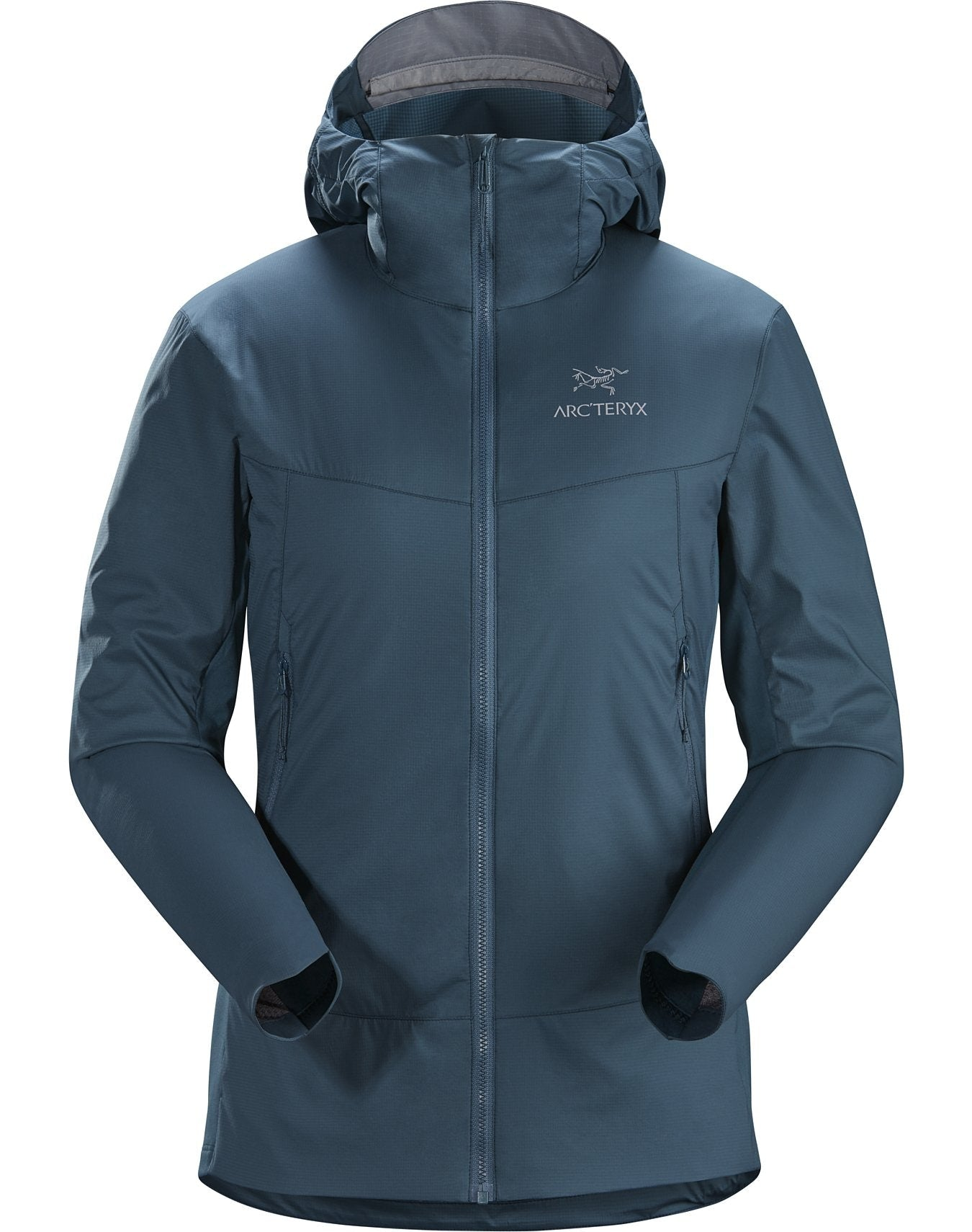 ARC'TERYX W'S WINDBREAKERS ASTRAL XS ATOM SL HOODY