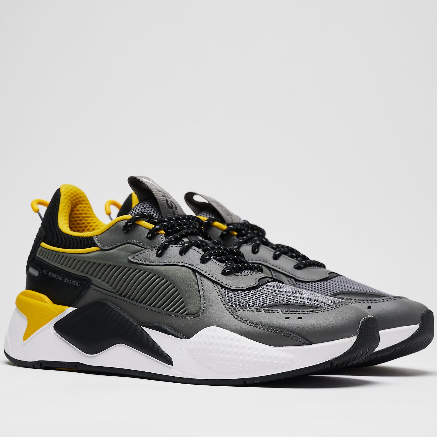 RS-X CORE - CASTLE ROCK/PUMA BLACK