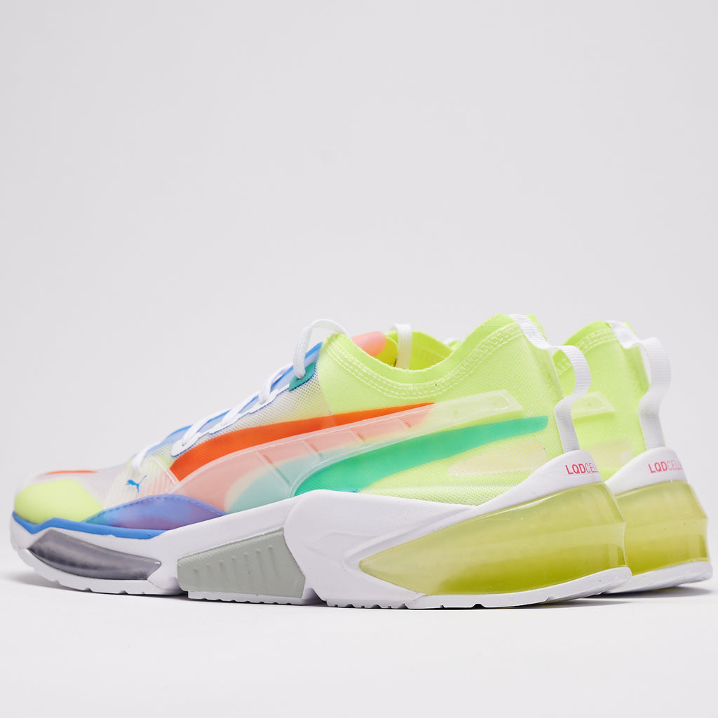 LQDCELL OPTIC SHEER - PUMA WHITE