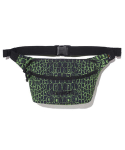 CROCODILE WAIST BAG