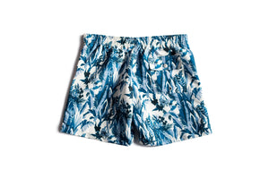 BATHER M'S SHORTS TROPICAL FOREST SWIM TRUNK