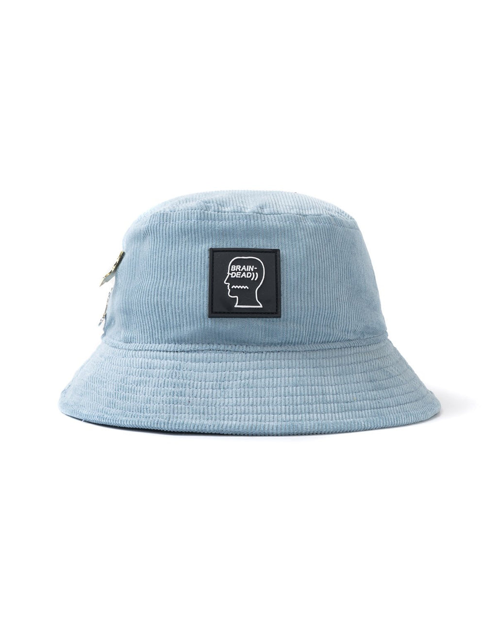 CORDUROY BUCKET HAT - SKY BLUE