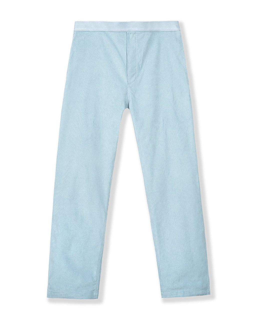 HAD/SOFTWARE VELCRO CORDUROY CARPENTER PANT - LIGHT BLUE