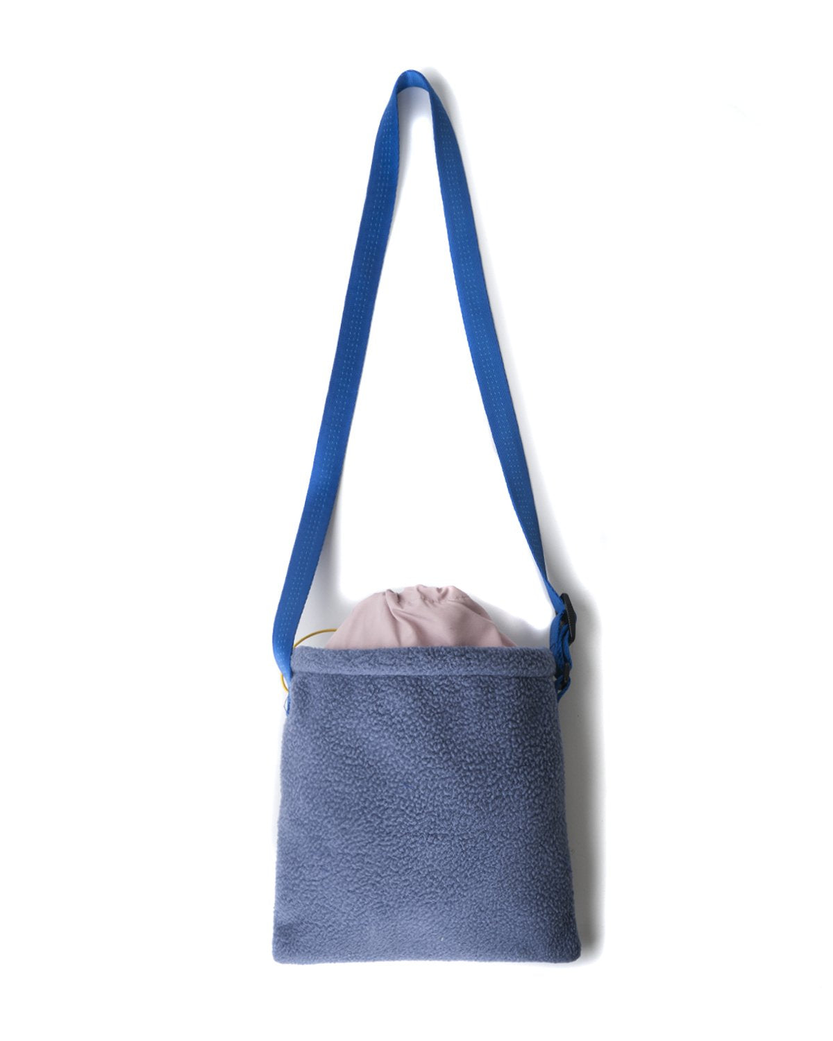 BRAINDEAD HAND BAGS MULTI O/S RUSH HOUR TOTE BAG - BLUE/PINK