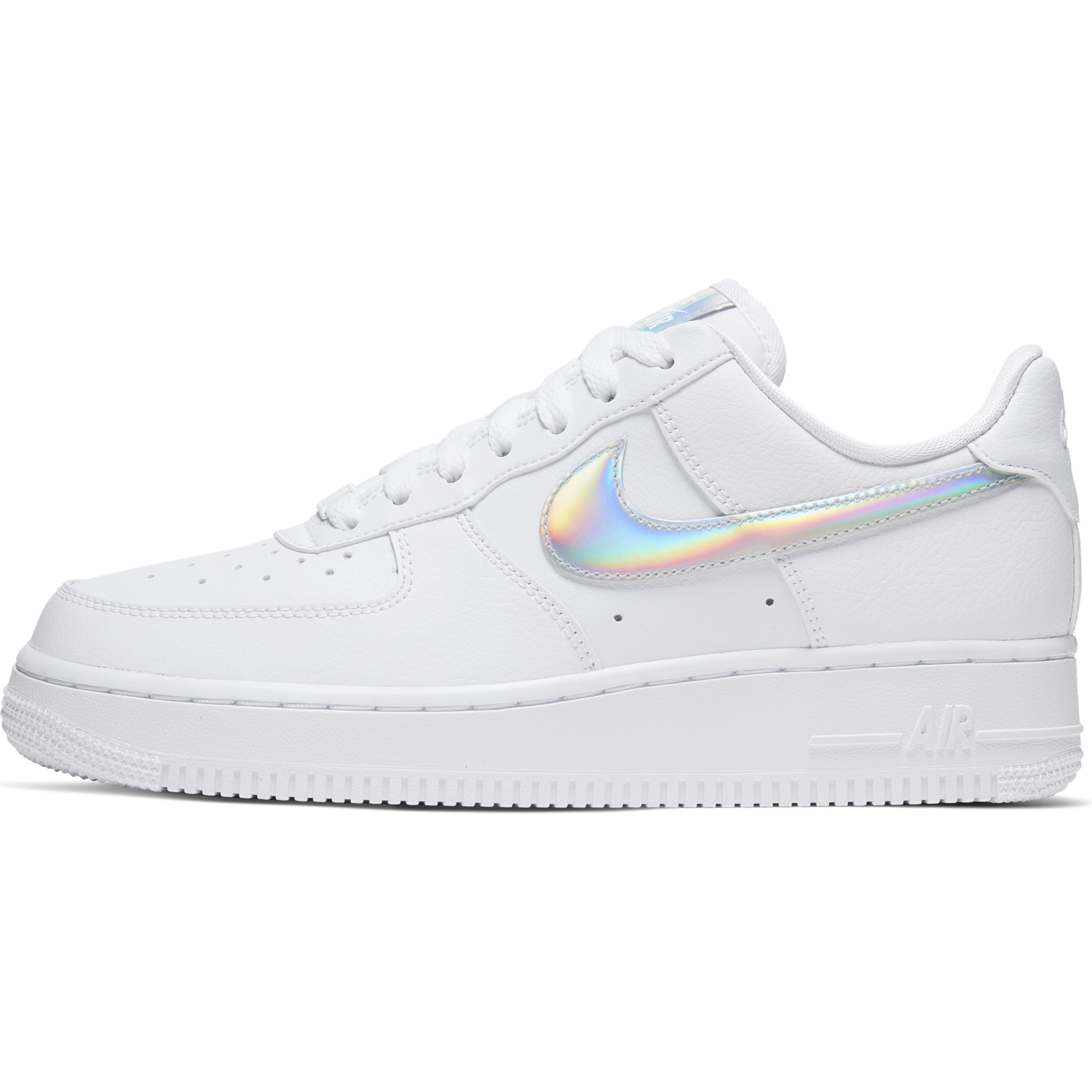 NIKE W'S FOOTWEAR W AIR FORCE 1 '07 ESSENTIAL - WHITE/WHITE